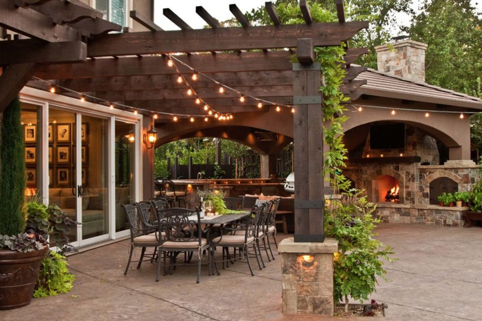 Need To Decorate Your Open Patio On Tight Budget
